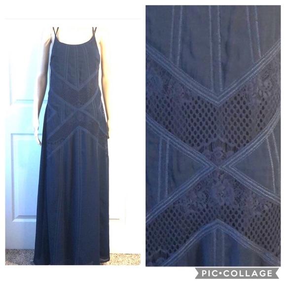 Adelyn Rae Dresses & Skirts - Dress Adelyn Rae Maxi Dress Sz M